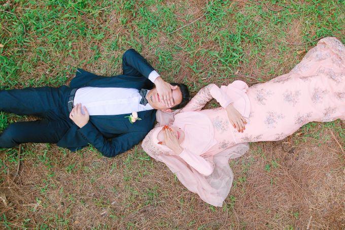 AIN & KHAIR by The Rafflesia Wedding & Portraiture - 012