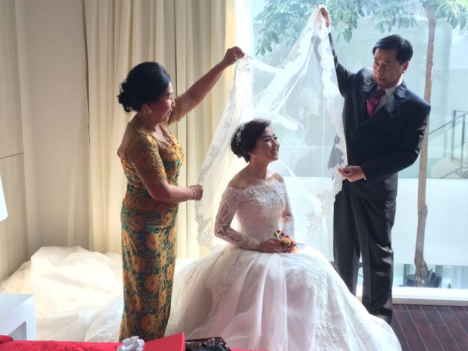 THE WEDDING OF ANTHONY AND VIVIN by JS Wedding Planner Organizer and Entertainment - 006