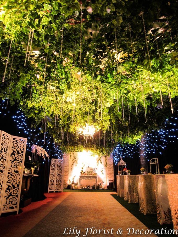 Shangrila Indonesian Ballroom by Lily Florist & Decoration - 001