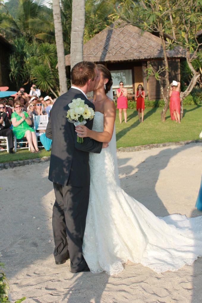 JEEVA KLUI Wedding of Caitlin and Adam by lombok wedding planner - 010