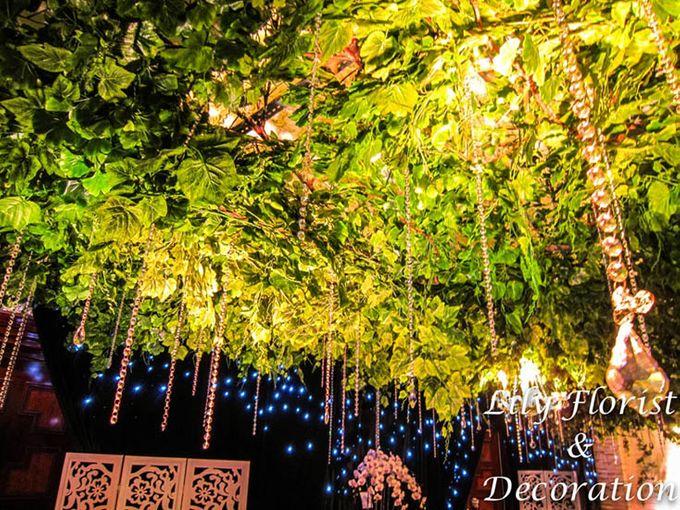 Shangrila Indonesian Ballroom by Lily Florist & Decoration - 007