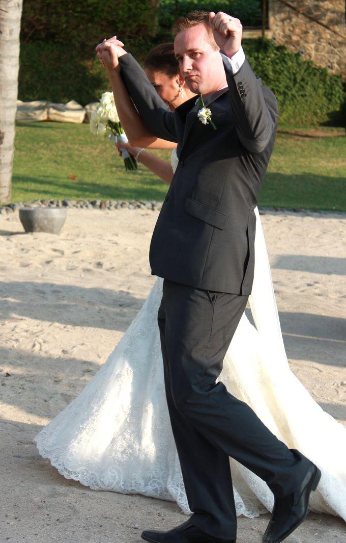 JEEVA KLUI Wedding of Caitlin and Adam by lombok wedding planner - 011