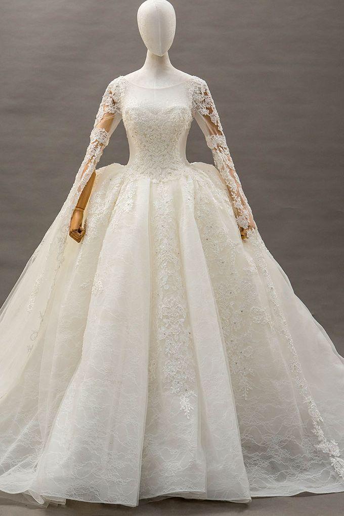 Gown Wedding by JJ Bride - 010