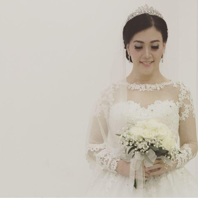 Holy Ceremony in GKJ Jakarta by CITTA Wedding - 003