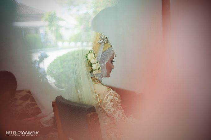 Firda & Farhan Wedding day by NET PHOTOGRAPHY - 004