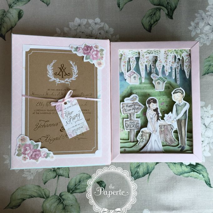 Courtesy of Yohannes & Abigail by The Paperie - 005