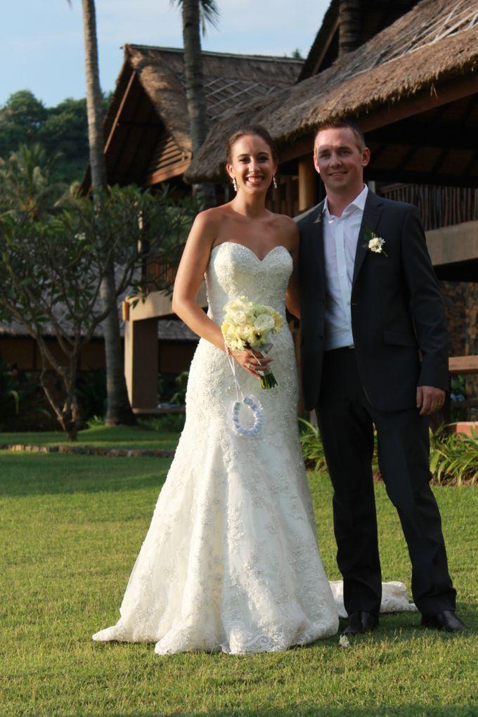 JEEVA KLUI Wedding of Caitlin and Adam by lombok wedding planner - 012