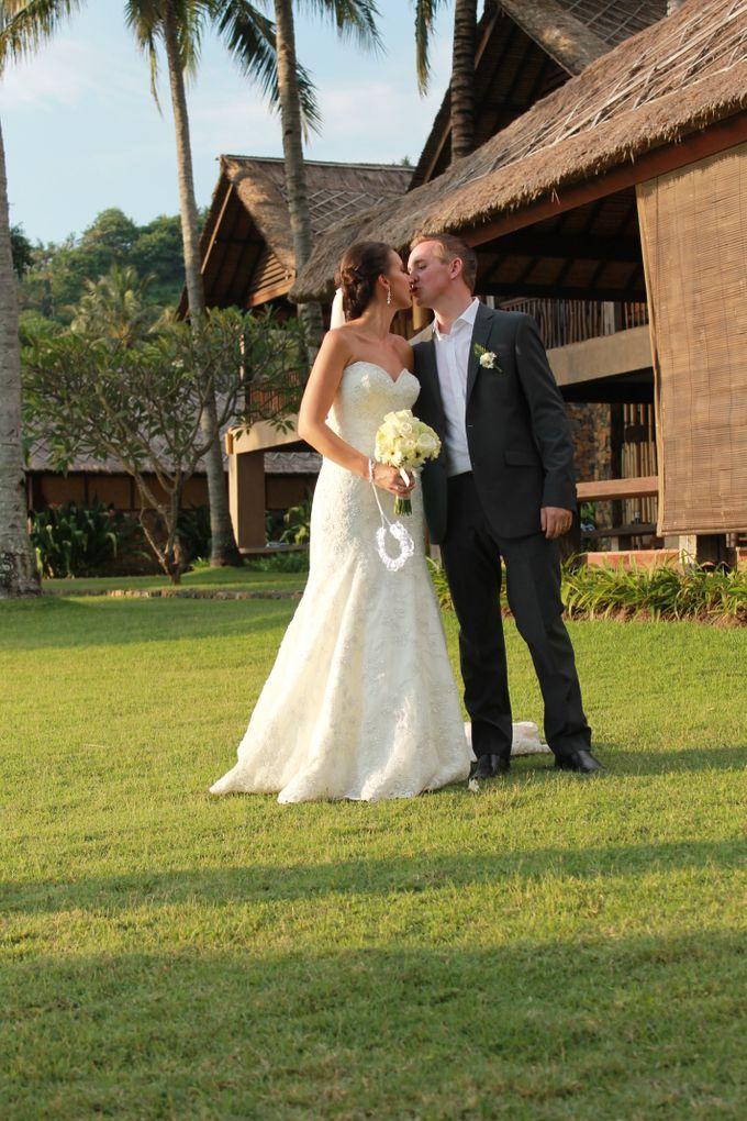 JEEVA KLUI Wedding of Caitlin and Adam by lombok wedding planner - 013