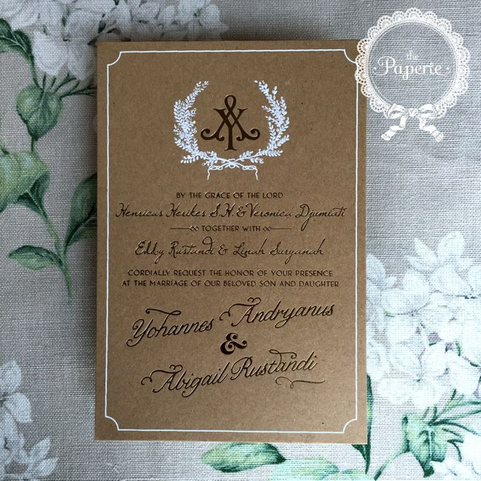 Courtesy of Yohannes & Abigail by The Paperie - 007