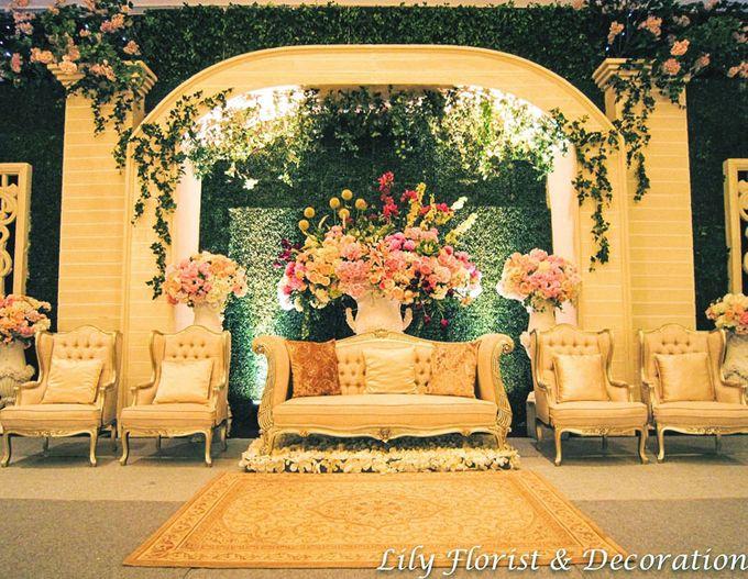 Shangrila Indonesian Ballroom by Lily Florist & Decoration - 003