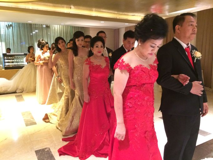 THE WEDDING OF ANTHONY AND VIVIN by JS Wedding Planner Organizer and Entertainment - 011