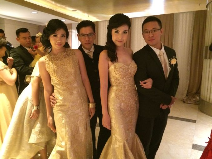 THE WEDDING OF ANTHONY AND VIVIN by JS Wedding Planner Organizer and Entertainment - 012