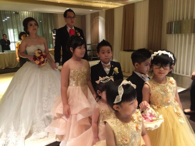 THE WEDDING OF ANTHONY AND VIVIN by JS Wedding Planner Organizer and Entertainment - 013