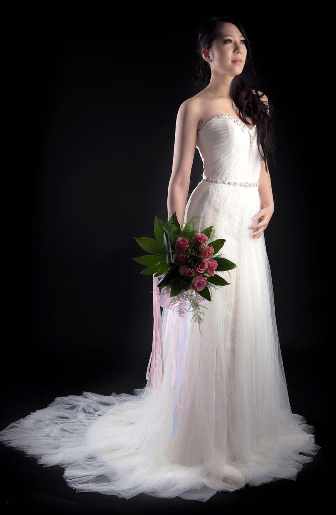 Bridal Photoshoot Michelle Wong by Vivi Christin Makeup Artist & Hair Stylist - 003