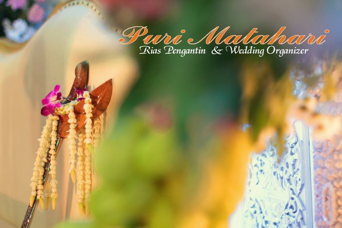 Pengantin Traditional by Puri Matahari Rias Pengantin - 019