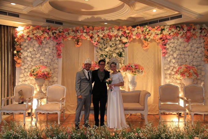 Wedding Reception Of Satrio Alliza By Dj Perpi Bridestory