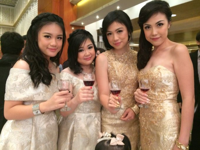 THE WEDDING OF ANTHONY AND VIVIN by JS Wedding Planner Organizer and Entertainment - 015