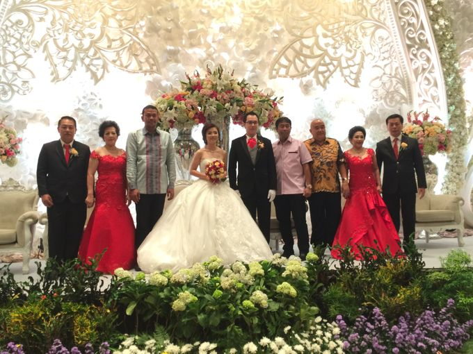 THE WEDDING OF ANTHONY AND VIVIN by JS Wedding Planner Organizer and Entertainment - 016
