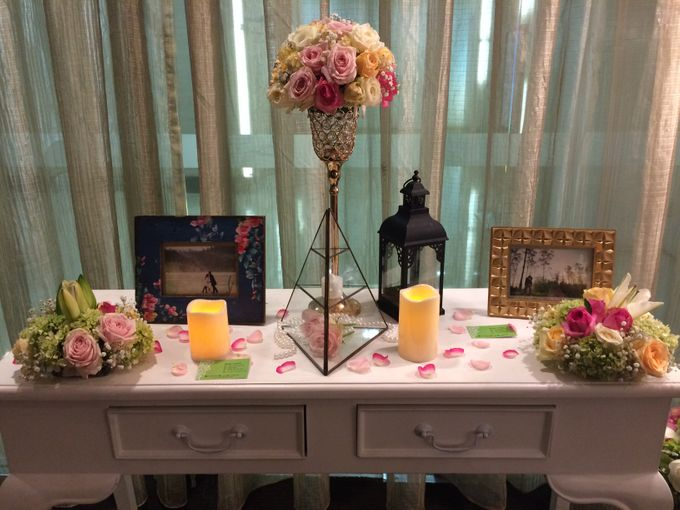 THE WEDDING OF ANTHONY AND VIVIN by JS Wedding Planner Organizer and Entertainment - 017