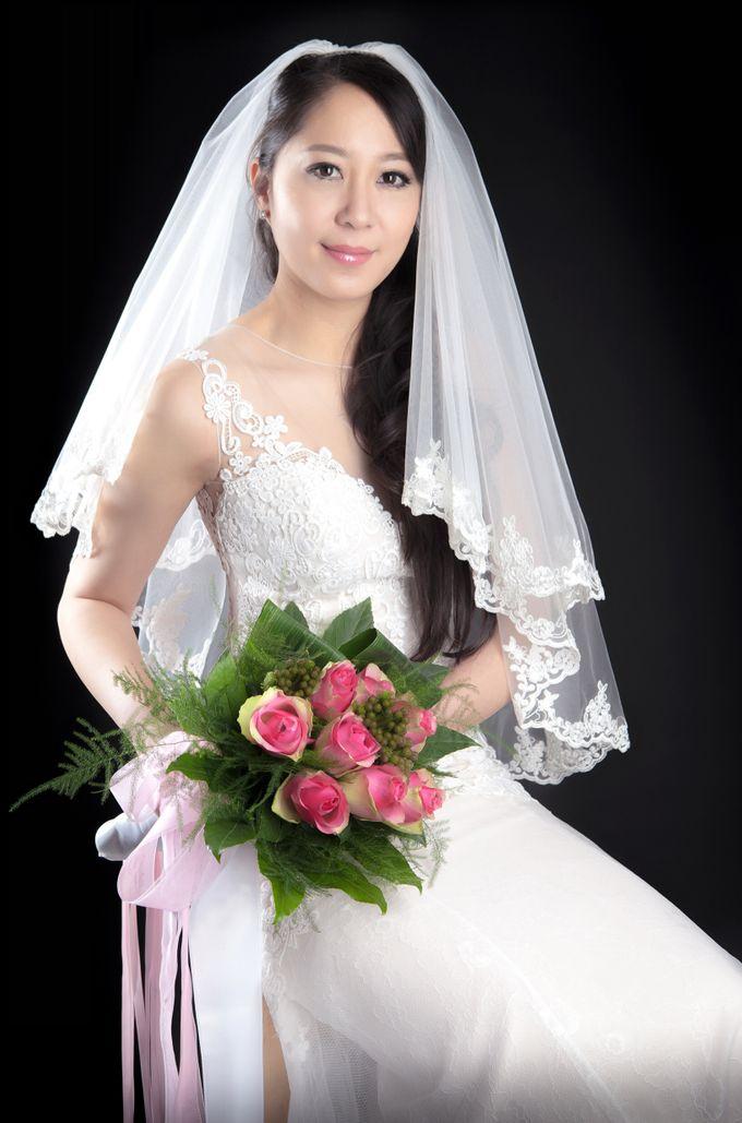 Bridal Photoshoot Michelle Wong by Vivi Christin Makeup Artist & Hair Stylist - 002