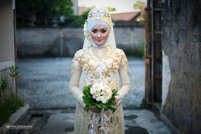 Firda & Farhan Wedding day by NET PHOTOGRAPHY - 001