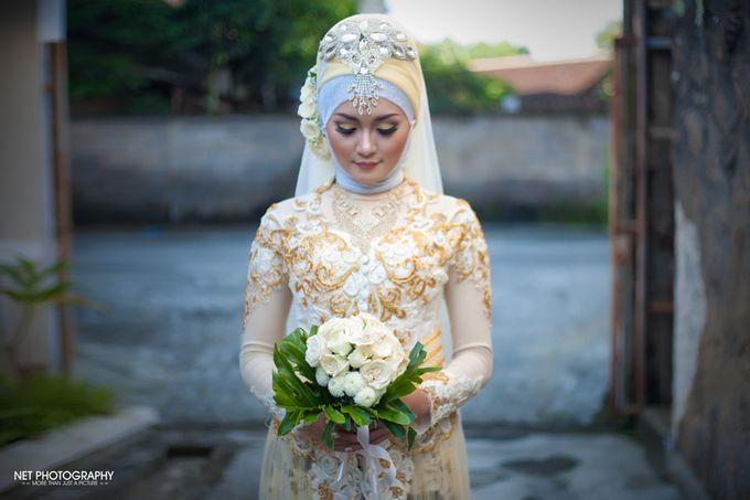 Firda & Farhan Wedding day by NET PHOTOGRAPHY - 002