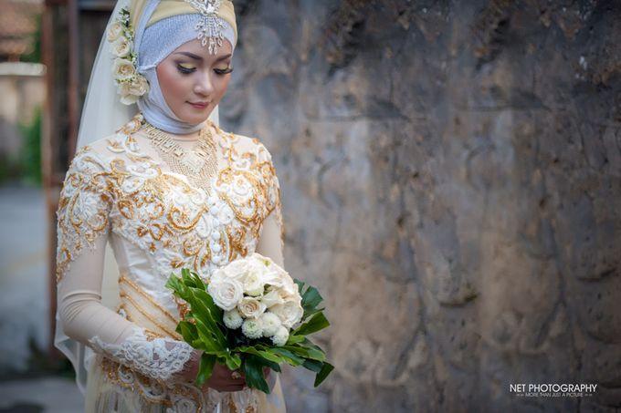 Firda & Farhan Wedding day by NET PHOTOGRAPHY - 003