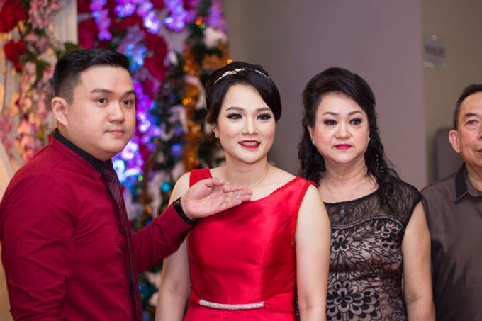 Engagement of Rendy & Charolina by CS Photography - 008