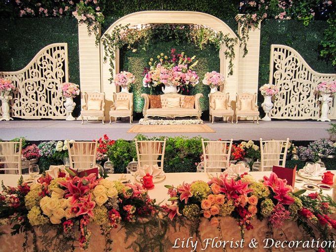 Shangrila Indonesian Ballroom by Lily Florist & Decoration - 002