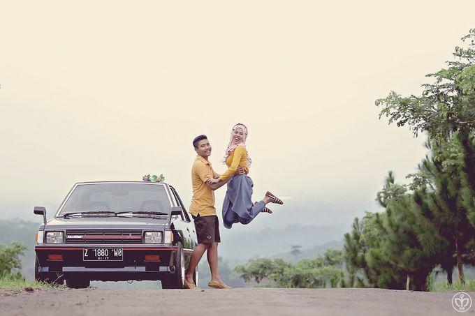 Desy & Bowo Prewedding by MSB Photography - 039