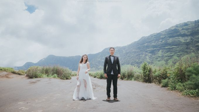 Prewedding Bromo by LUKIHERMANTO LHF - 002
