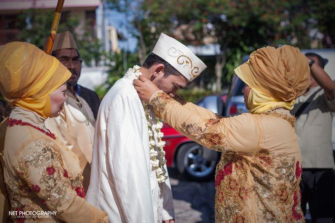 Firda & Farhan Wedding day by NET PHOTOGRAPHY - 014