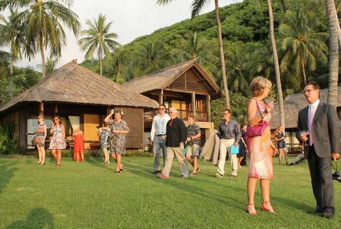 JEEVA KLUI Wedding of Caitlin and Adam by lombok wedding planner - 019