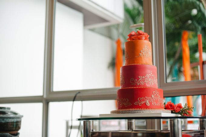 Wedding Cakes by The Quirky Taste - 008