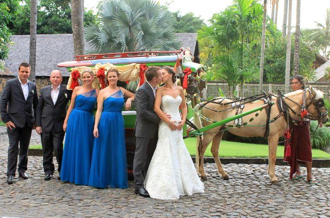 JEEVA KLUI Wedding of Caitlin and Adam by lombok wedding planner - 020