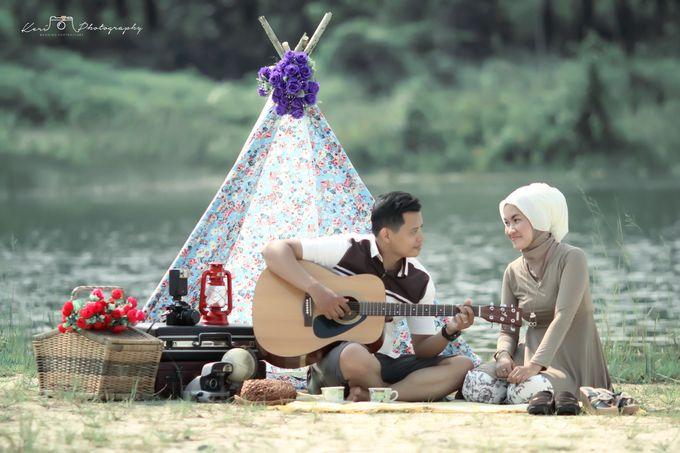 Prewedding Tya & Firman by KERI PHOTOGRAPHY - 003