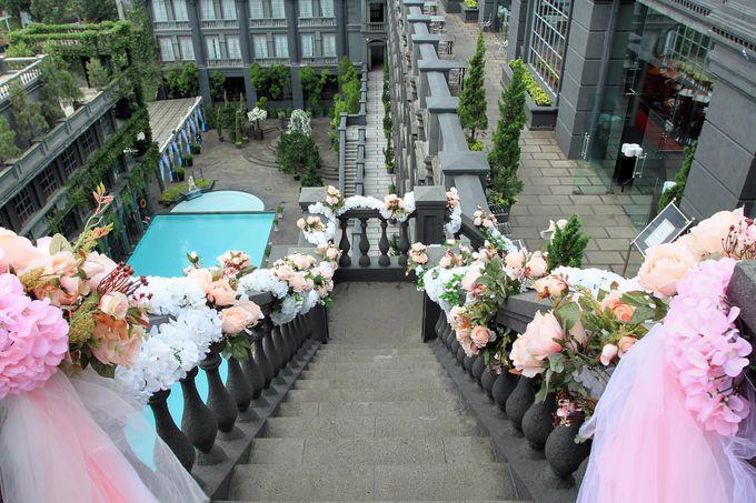 Breathtaking Wedding by GH Universal Hotel - 015