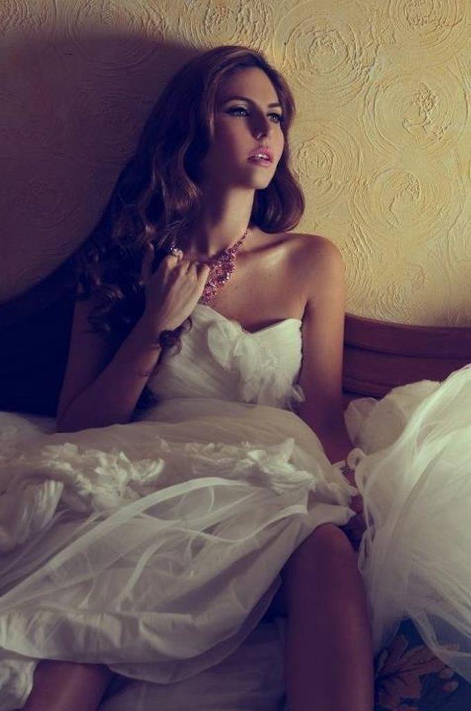 Brides hair and Makeup by PAU AMUTIO MAKE-UP ARTIST - 016