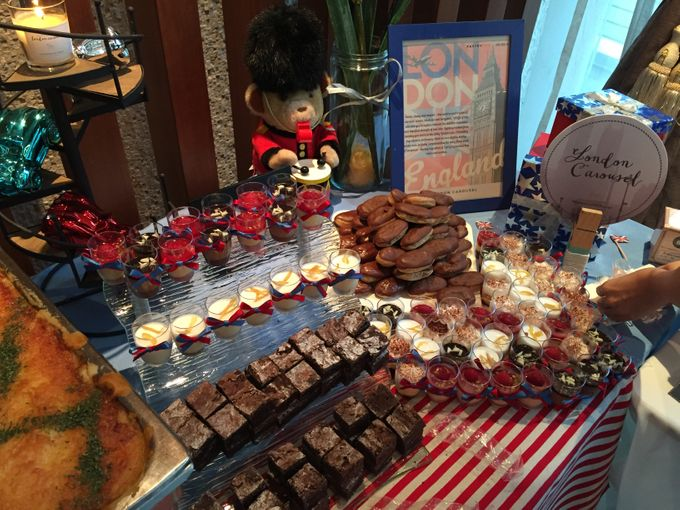 Dessert Tables by PastryDen Pte Ltd - 044
