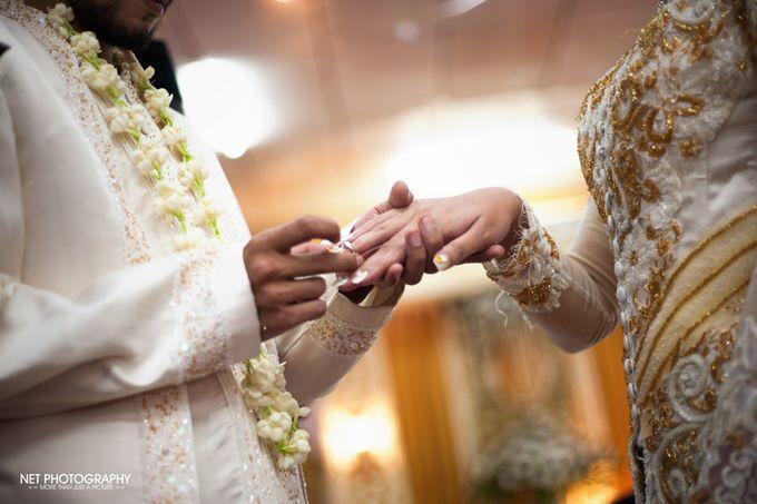 Firda & Farhan Wedding day by NET PHOTOGRAPHY - 018