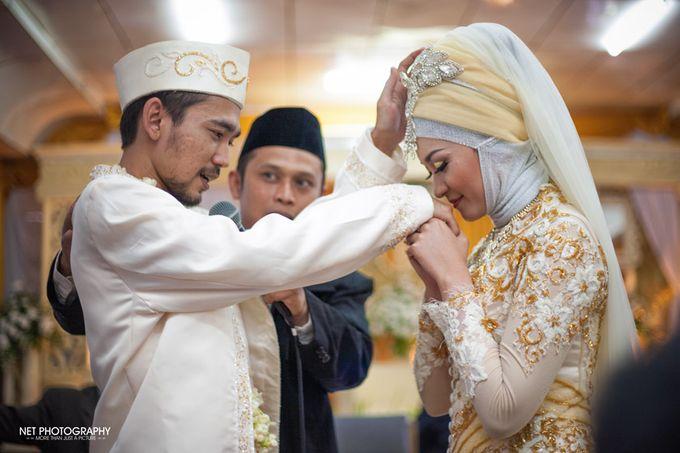 Firda & Farhan Wedding day by NET PHOTOGRAPHY - 019