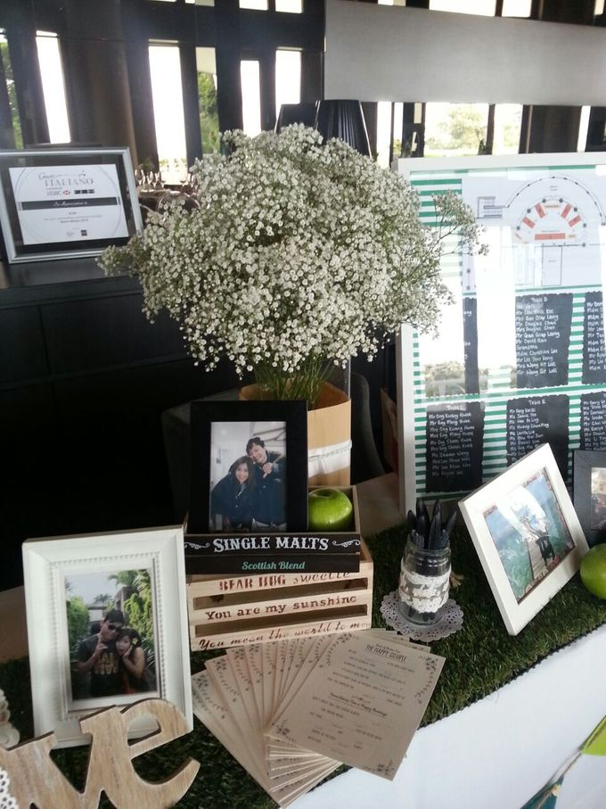Flowers for Events & Weddings by A. Floral Studio - 003