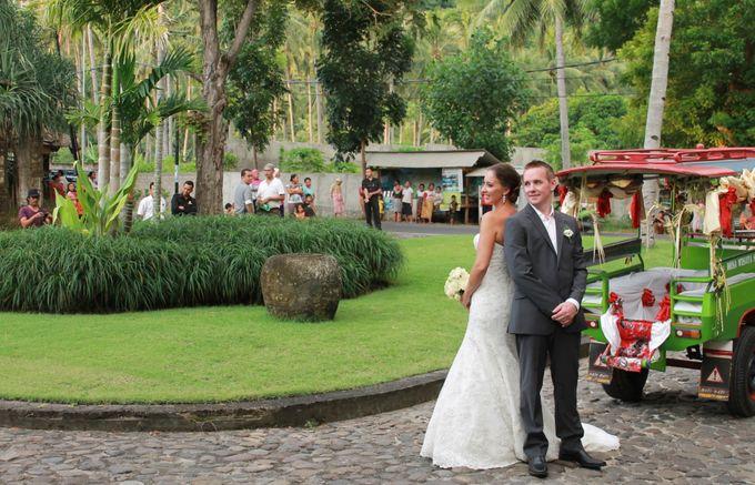 JEEVA KLUI Wedding of Caitlin and Adam by lombok wedding planner - 022