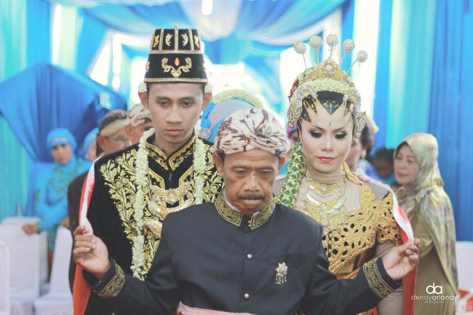 Wedding Dian & Theo by C+ Productions - 004