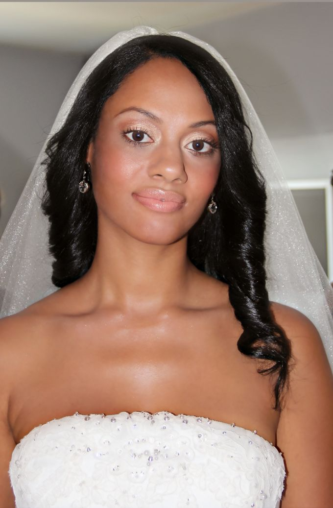 Women of Color Brides by Elza Finishya Makeup Artist - 001