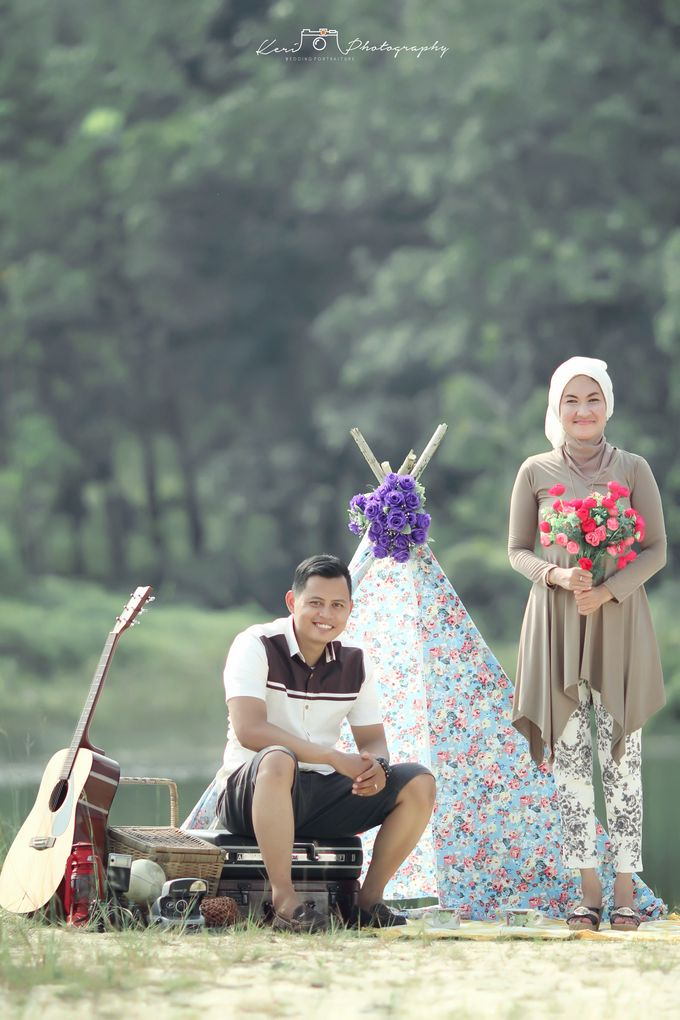 Prewedding Tya & Firman by KERI PHOTOGRAPHY - 004