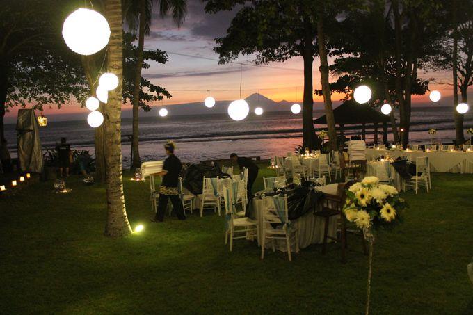 JEEVA KLUI Wedding of Caitlin and Adam by lombok wedding planner - 026
