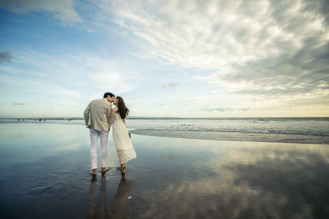 Pre Wedding at W Hotel  Seminyak Bali by W Bali - Seminyak - 011