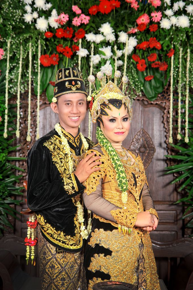 Wedding Dian & Theo by C+ Productions - 005