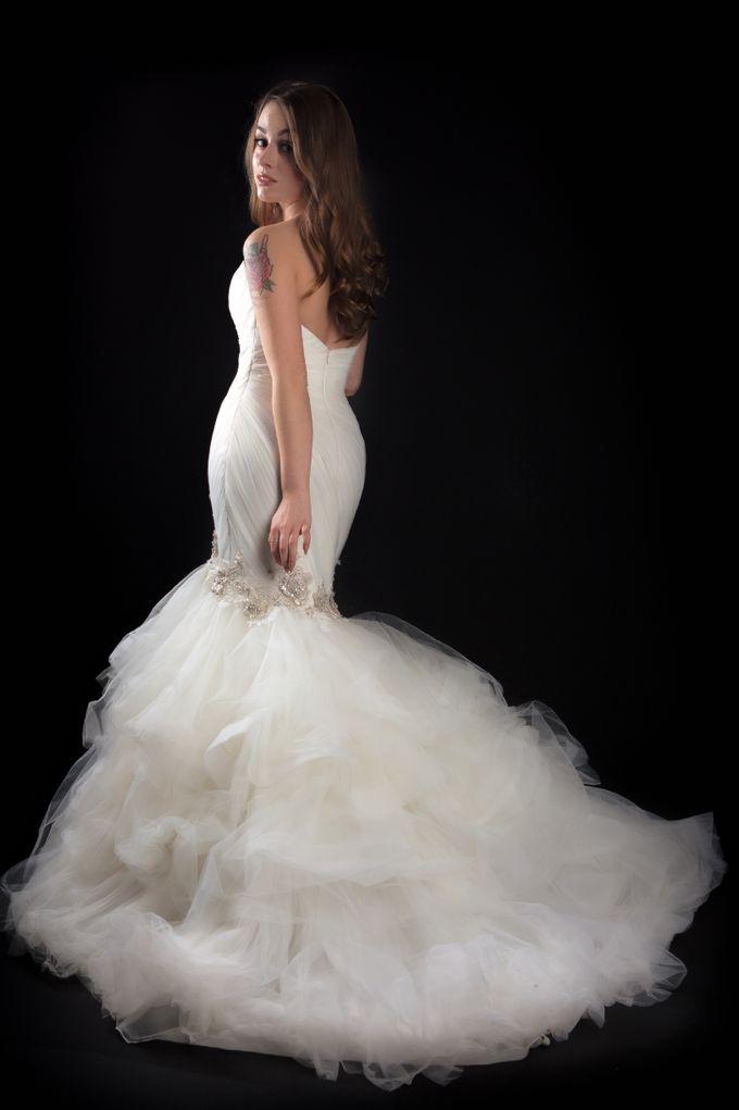 Bridal Photoshoot Danielle by Vivi Christin Makeup Artist & Hair Stylist - 004